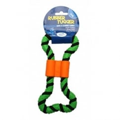 Rubber Tugger - Dog Toy