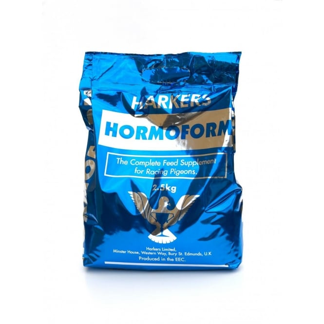 Harkers Hormoform - Racing Pigeon Feed Supplement