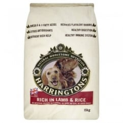 Dog Food Lamb & Rice 15Kg