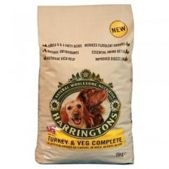 Dog Food Turkey & Vegetable 15Kg