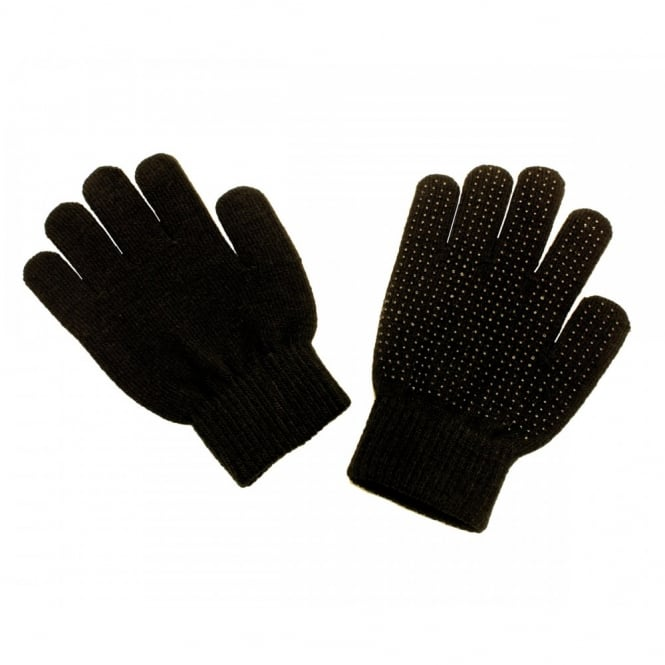 Harry Hall Adult Magic Gloves Black - One Size