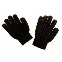 Adult Magic Gloves Black - One Size