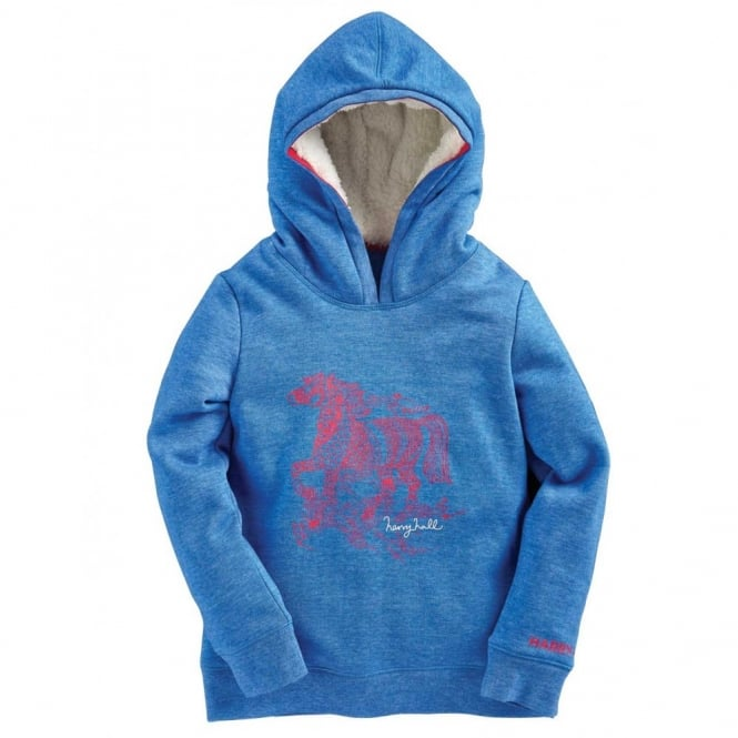 Harry Hall Apperset Junior / Kids Hoody Cobalt