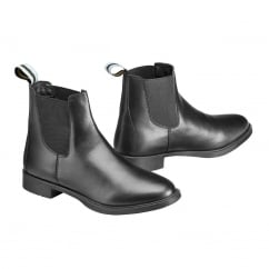 Barlow Junior Jodhpur Boots Black