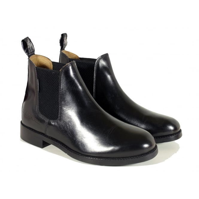 Harry Hall Buxton Ladies Jodhpur Boot Black