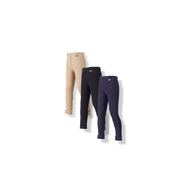 Harry Hall Chester Junior / Kids Jodhpurs Black