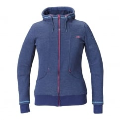 Harlequin Womens Hoody Navy Blue