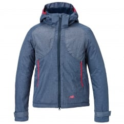 Lossie Junior/Kids Waterproof Jacket Navy