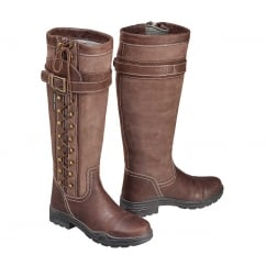 Overstone Country Boots Brown
