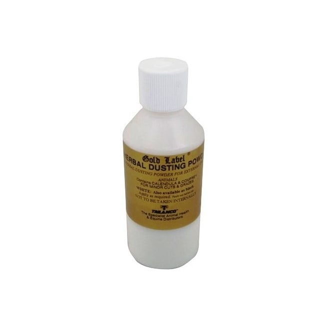 Gold Label Herbal Horse Dusting Powder 100g