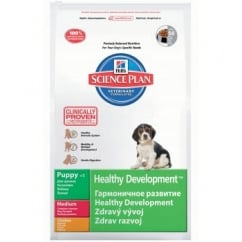 Hills Science Plan Puppy Healthy Development - Chicken - Medium Breed