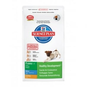 Hills Science Plan Puppy Healthy Development - Mini Chicken