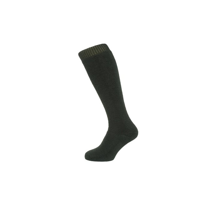 Hoggs Adventure Long Sock Green