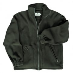 Bute Fleece Jacket Green