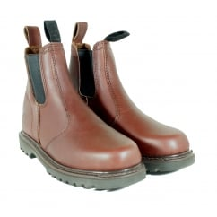 Shire Dealer Boot Brown