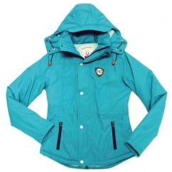 Brianna Horse Riding Jacket Enamel Blue