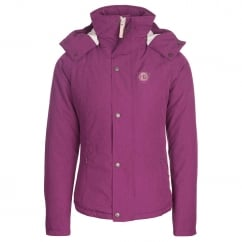 Brianna Riding Jacket Berry