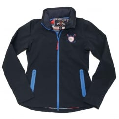 Cassie Waterproof Softshell Jacket French Navy