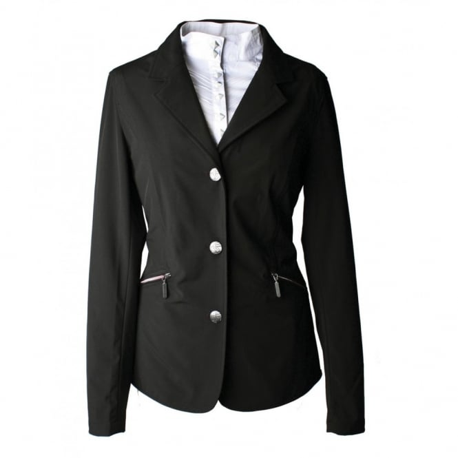 Horseware Ladies Competition Riding Jacket – Black