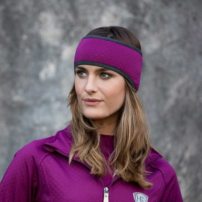 Horseware Multi Sport Earwarmers Berry