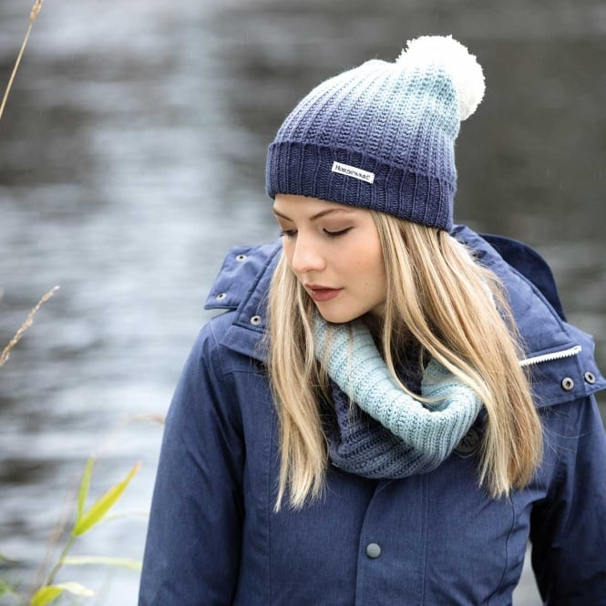 Horseware Ombre Hat & Snood Night Shadow