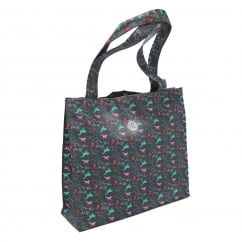 Waterproof Summer Canvas Bag Pony Print