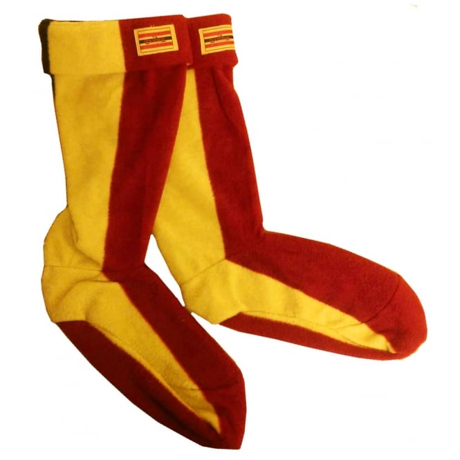 Horseware Welly Cosy Welly Socks Sunflower