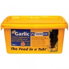 Garlic Horse Lick Suppliment