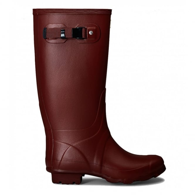 the best big clearance sale cozy fresh Hunter Field Women's Huntress Wellington Boots Chestnut Red