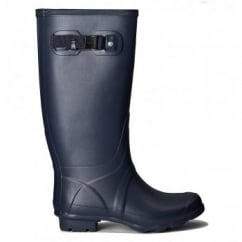 Field Women's Huntress Wellington Boots Navy