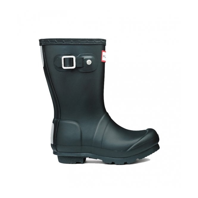 Hunter New Original Kids Wellington Boots - Black