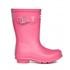 New Original Kids Wellington Boots - Fuchsia