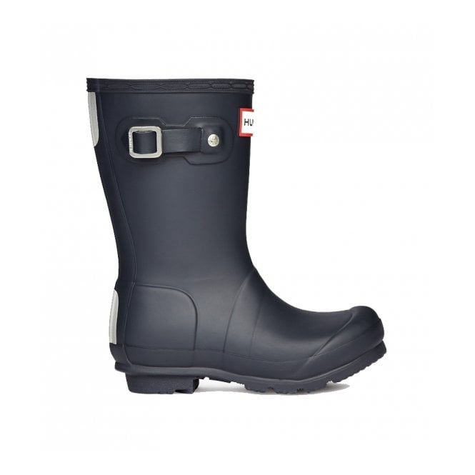 Hunter New Original Kids Wellington Boots - Navy