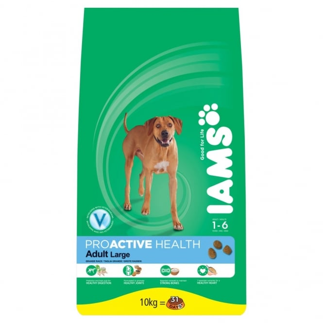 Iams Large Breed Adult Complete Dog Food