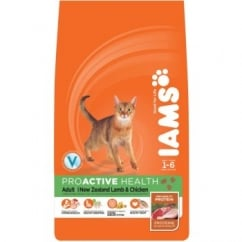 ProActive Adult Complete Cat Food with New Zealand Lamb & Chicken