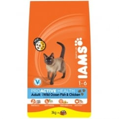 ProActive Adult Complete Cat Food with Ocean Fish & Rice