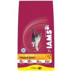 ProActive Senior & Mature Cat Food 7+ Years With Chicken 2.55Kg