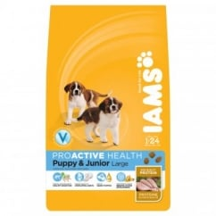 Puppy/Junior Large Breed Complete Dog Food