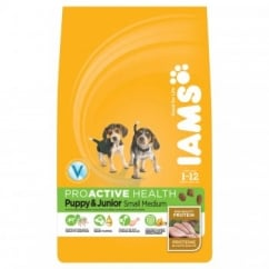 Puppy/Junior Small/Medium Breed Complete Dog Food