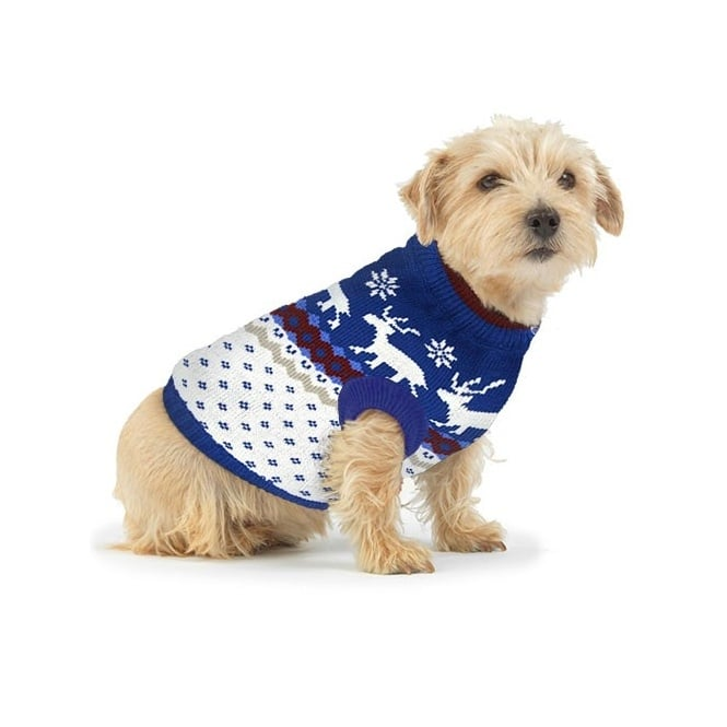 Christmas Sweaters For Dogs.James Steel Dog Life Christmas Reindeer Sweater Dog Christmas Jumper