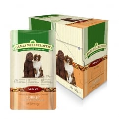Adult Dog Turkey With Rice & Veg 10x150g Pouches