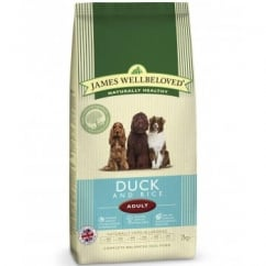 Adult Duck & Rice Complete Dog Food