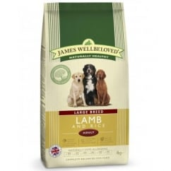 Adult Large Breed Lamb & Rice Complete Dog Food