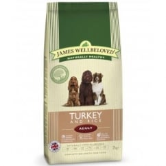 Adult Turkey & Rice Complete Dog Food