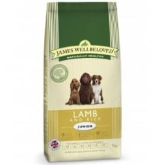Junior Lamb & Rice Complete Dog Food