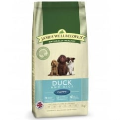 Puppy Duck & Rice Complete Dog Food