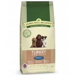 Puppy Turkey & Rice Complete Dog Food