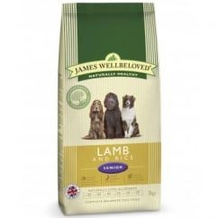 Senior Lamb & Rice Complete Dog Food