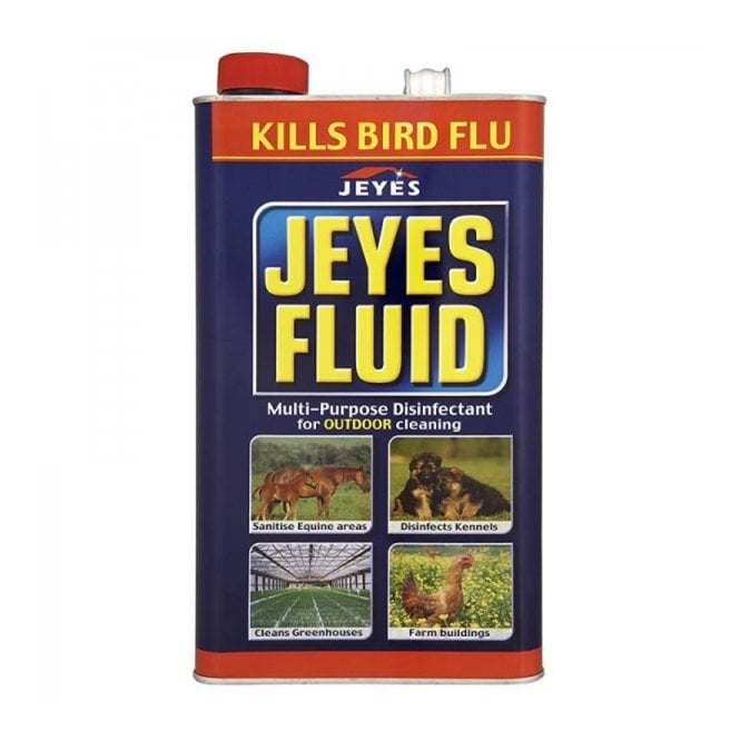 Jeyes Jeyes Fluid - Cleaner and Disinfectant