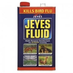 Jeyes Fluid - Cleaner and Disinfectant